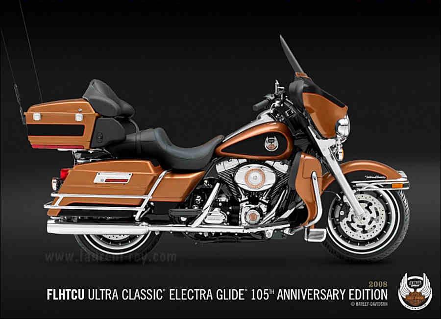 Harley Davidson Flhtcu Ultra Classic Electra Glide Value