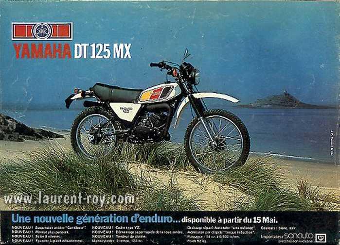 Moto Dt Yamaha En Caballito