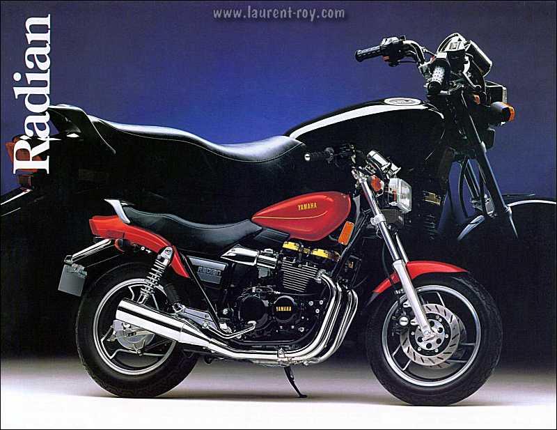 Yamaha Radian For Sale Canada